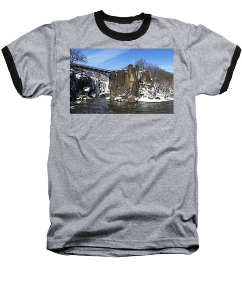Great Falls In Color Baseball T-Shirt