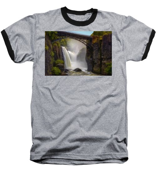Great Falls Mist Baseball T-Shirt