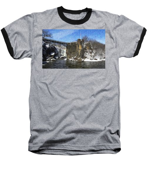 Great Falls Painted Baseball T-Shirt