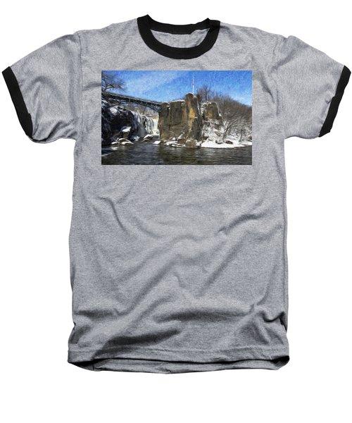 Great Falls Painted Baseball T-Shirt