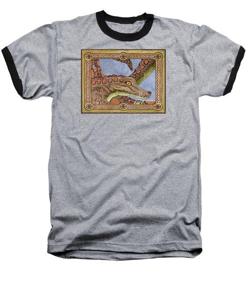 Great Grandmother Combped Baseball T-Shirt
