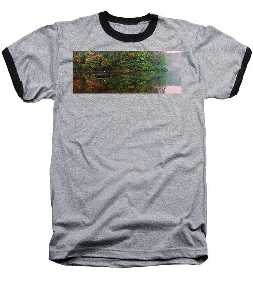 Great Herons Baseball T-Shirt