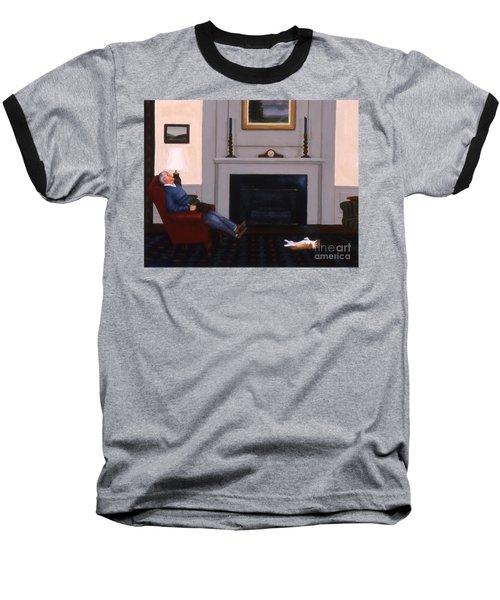 Great Minds Think Alike Baseball T-Shirt