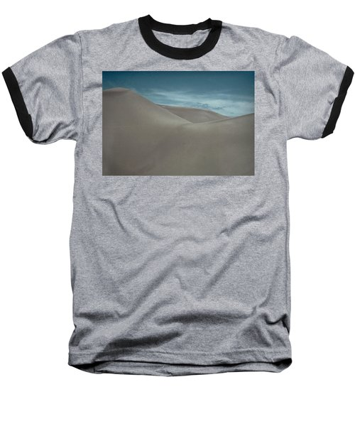 Baseball T-Shirt featuring the photograph Great Sand Dunes by Don Schwartz