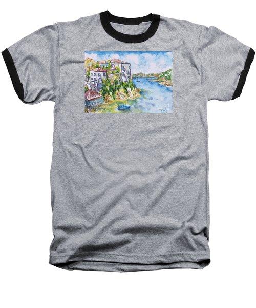 Greek Playground  Baseball T-Shirt