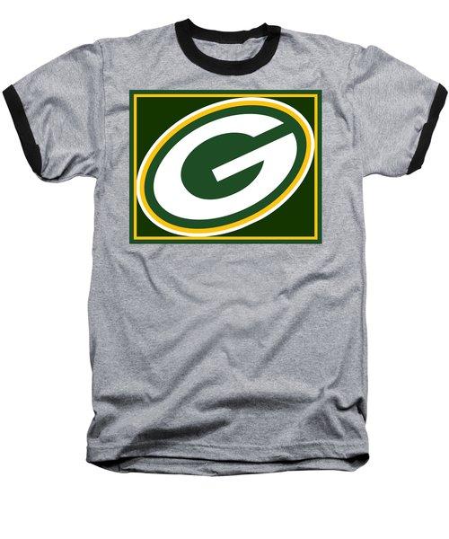 Green Bay Packers Baseball T-Shirt