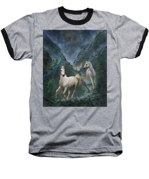Green Canyon Run Baseball T-Shirt