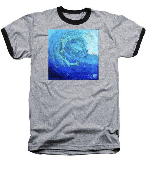 Green Dolphin Street Baseball T-Shirt