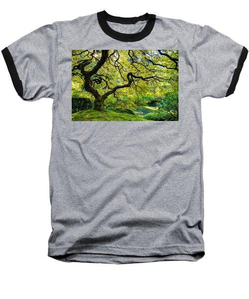 Green Baseball T-Shirt
