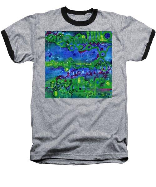 Green Functions Baseball T-Shirt