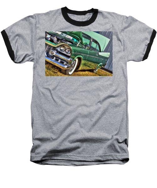 Green Machine Baseball T-Shirt