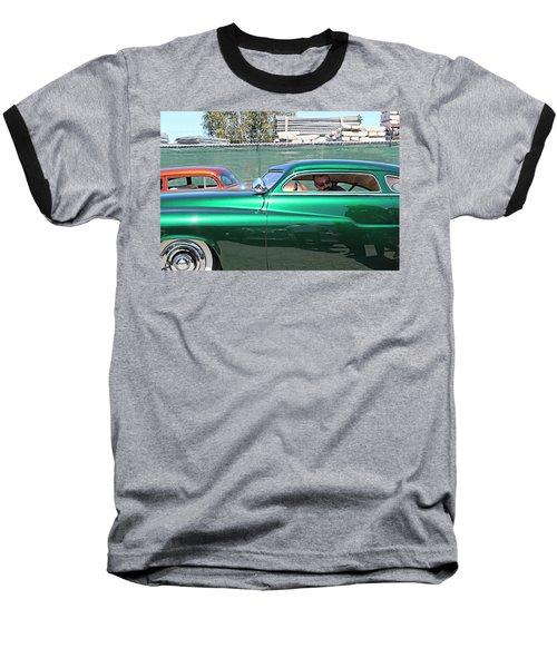 Green Merc Baseball T-Shirt
