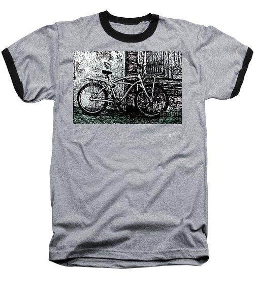 Green Park Way Baseball T-Shirt
