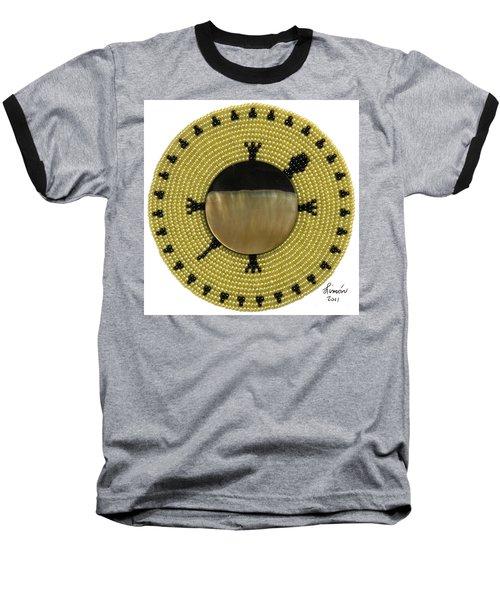 Green Shell Baseball T-Shirt