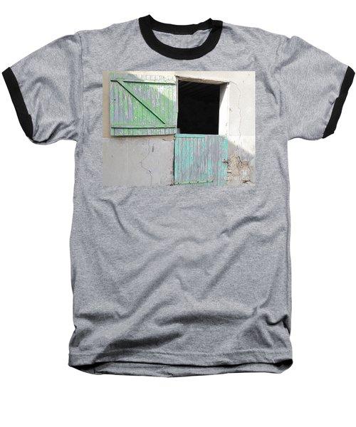 Green Stable Door Baseball T-Shirt