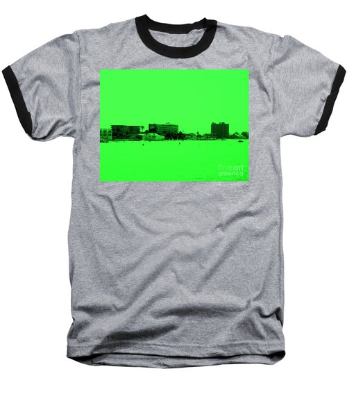 Green View. Special... Baseball T-Shirt