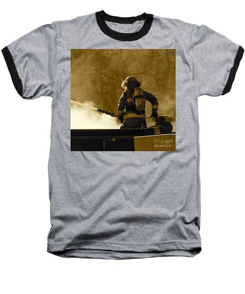 Greer Lodge  Baseball T-Shirt