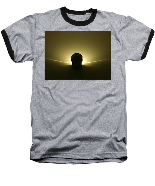 Baseball T-Shirt featuring the photograph Self-hypnosis by John Glass