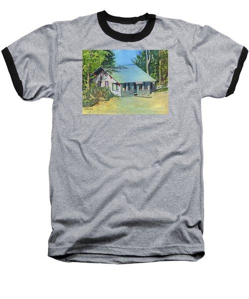 Graynook Baseball T-Shirt by LeAnne Sowa