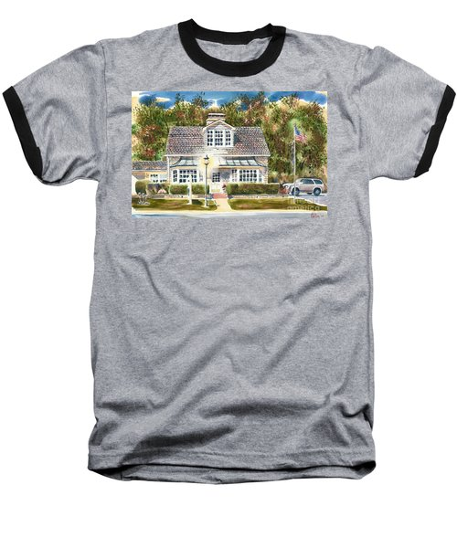 Greystone Inn II Baseball T-Shirt