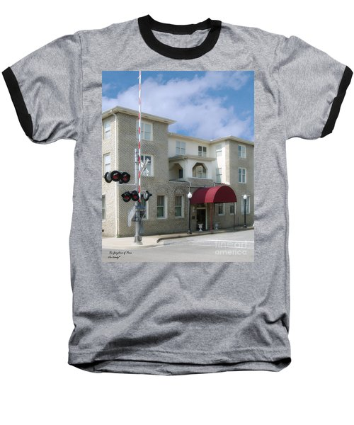 Greystone Of Paris Baseball T-Shirt