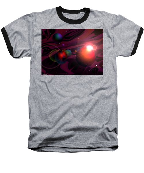 Groovy Baseball T-Shirt