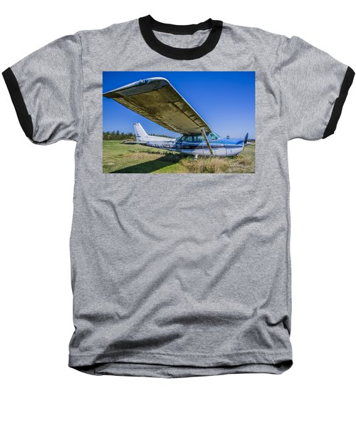 Grounded Baseball T-Shirt