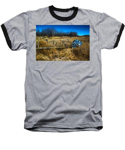 Grounded-hdr Baseball T-Shirt