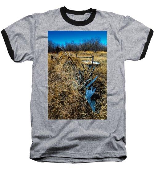 Grounded3-hdr Baseball T-Shirt