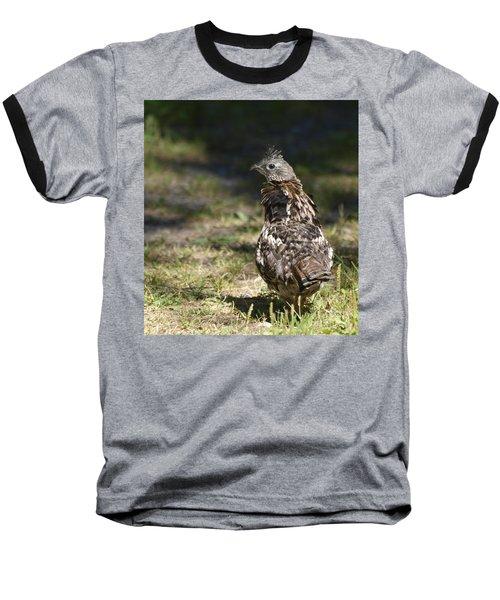 Grouse Hunter Baseball T-Shirt