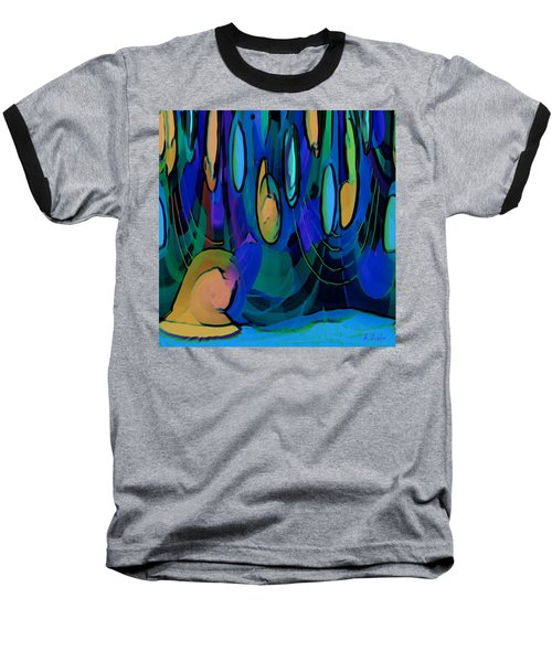 Grow Where You Are Planted Baseball T-Shirt by Alec Drake