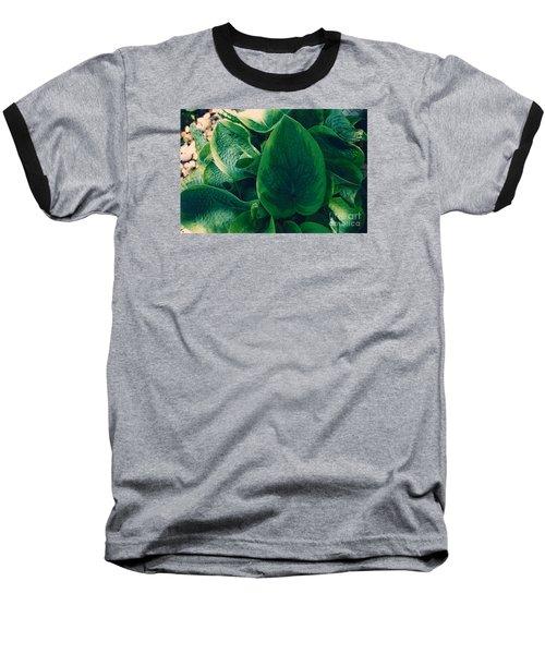 Guacamole Hosta Baseball T-Shirt