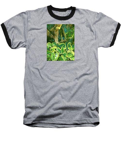 Guanabana Tropical Baseball T-Shirt