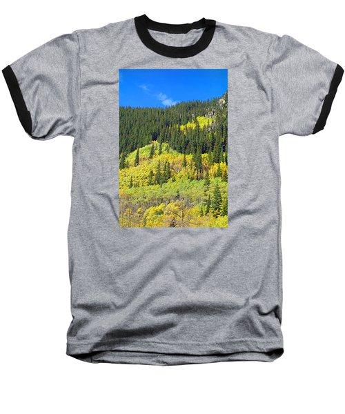 Guanella Pass Study 2 Baseball T-Shirt