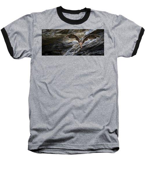 Guardian Angel Baseball T-Shirt