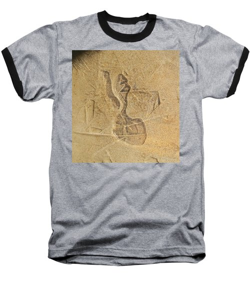 Guardian In The Stone Baseball T-Shirt