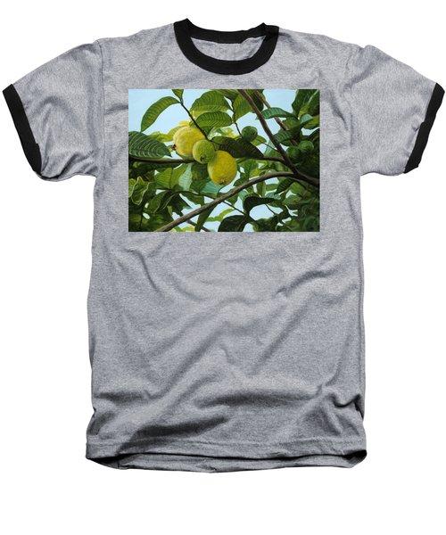 Guava Baseball T-Shirt