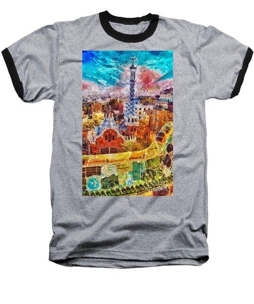 Guell Park Baseball T-Shirt