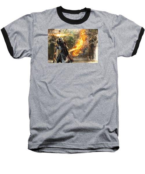 Guildscorn Ward Baseball T-Shirt