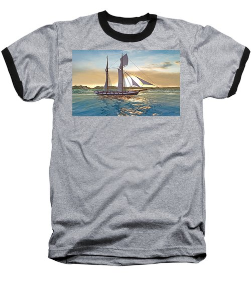 Gulf Of Mexico Area In The World Playground Scenery Project  Baseball T-Shirt
