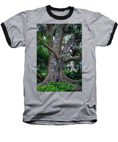 Gumby Tree Baseball T-Shirt