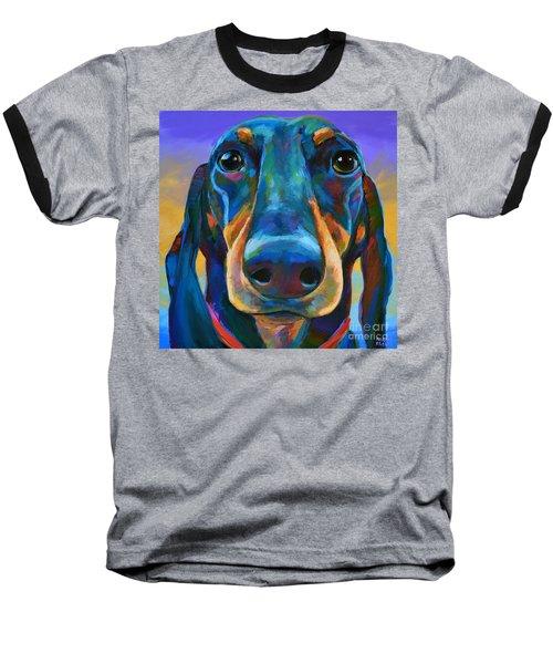 Gus Baseball T-Shirt by Robert Phelps