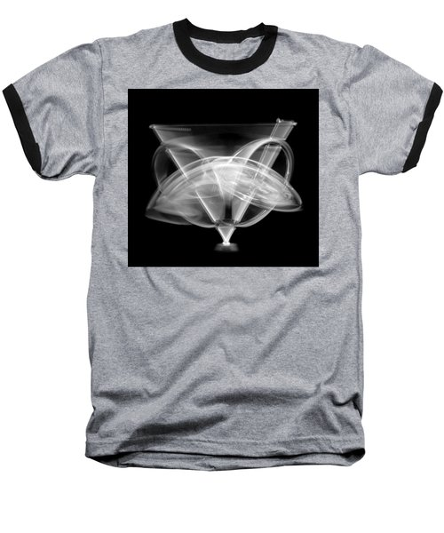 Baseball T-Shirt featuring the photograph Gyroscope by Jim Hughes