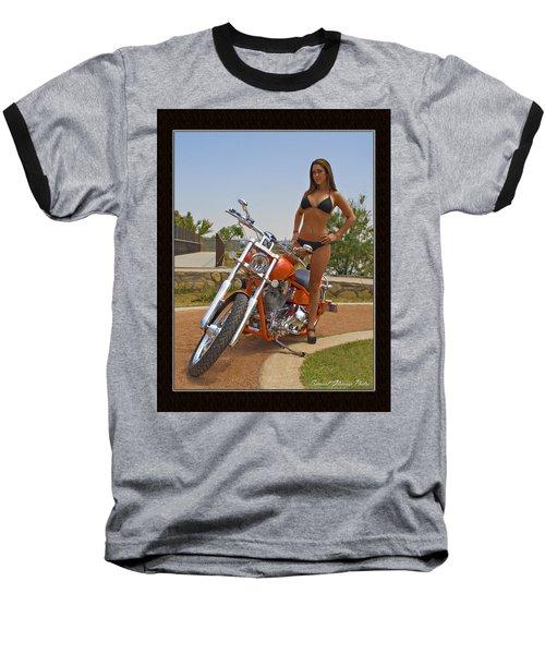 H-d_c Baseball T-Shirt