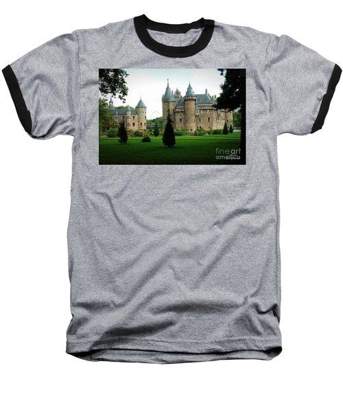 Haar Castle Baseball T-Shirt