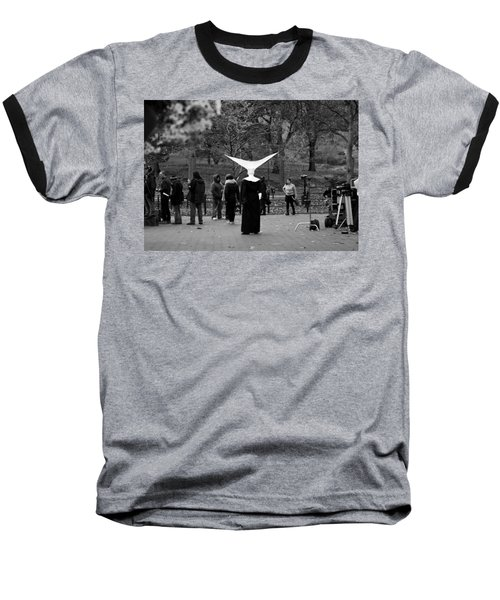 Habit In Central Park Baseball T-Shirt