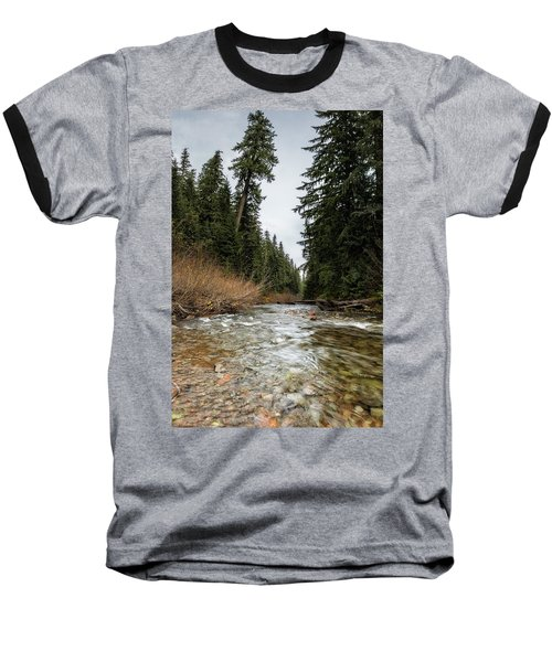 Hackleman Creek  Baseball T-Shirt