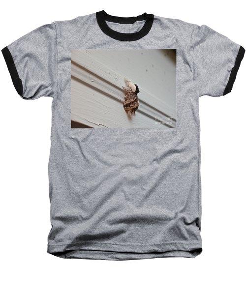 Hairy Russian Moth Baseball T-Shirt
