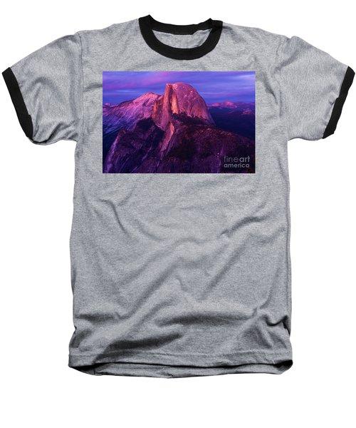 Half Dome Glow Baseball T-Shirt