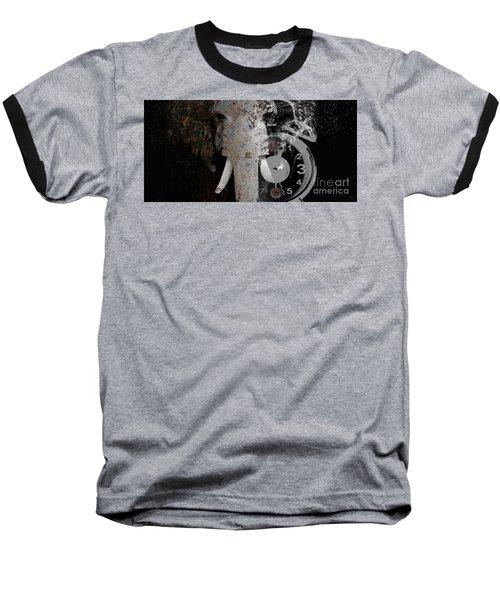 Half Past Extinction Baseball T-Shirt